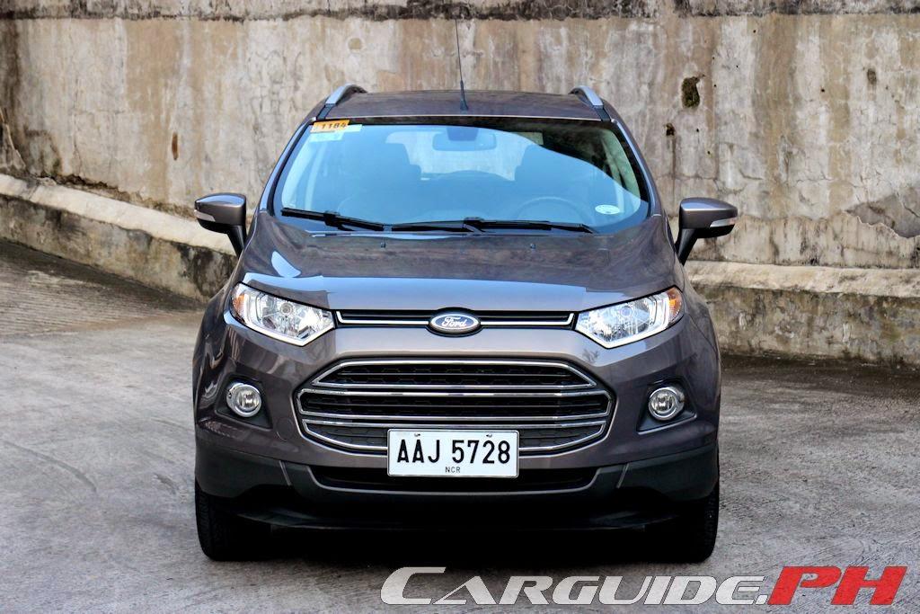 Review 2014 Ford Ecosport 1 5 Titanium Philippine Car News Car