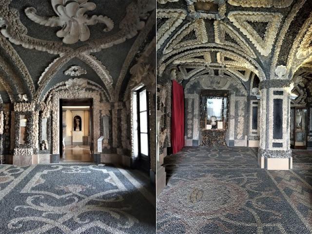 grotte nel palazzo borromeo