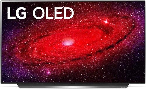 LG OLED48CXPUB Gaming Monitor for Dirt 5