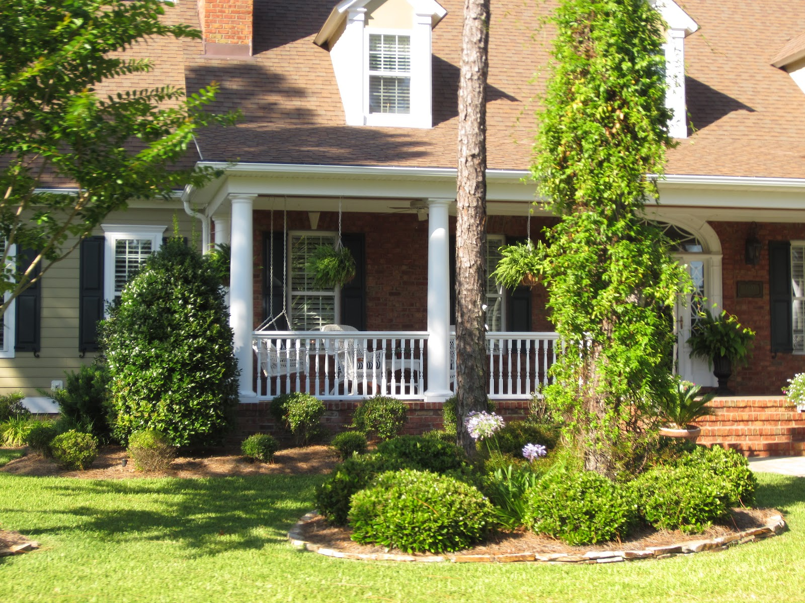 Southern Homes with porches