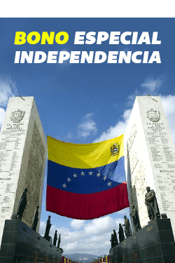 """Atención! Nuevo Bono Especial """"Independencia """" 2019 en conmemoración al 5 de julio"""