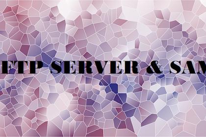 Cara Installasi FTP Server dan Samba di Debian
