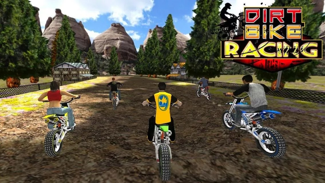 Bike racing: android bike racing games.