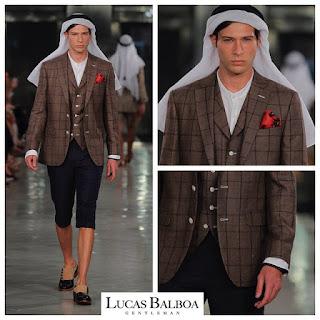 MFSHOW, Lucas Balboa, moda española, moda masculina, Suits and Shirts, tailoring,