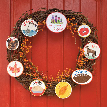 A Wreath for All Seasons