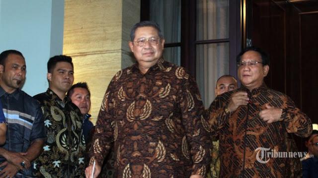 Fadli Zon Beberkan Tujuan Pertemuan Prabowo dengan SBY Besok