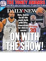 Nets and Knicks
