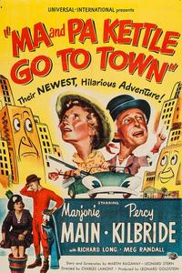 Watch Ma and Pa Kettle Go to Town Online Free in HD
