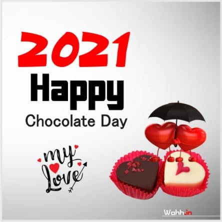 2021 Happy Chocolate Day Status  Images