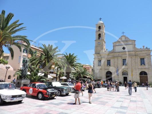 Οχήματα εποχής και από το Άργος στο 14ο Ιστορικό Ράλλυ Κρήτης