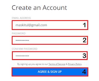 Cara Membuat Halaman Contact Form Sederhana di Blogger