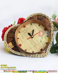 Jam Dinding Natural