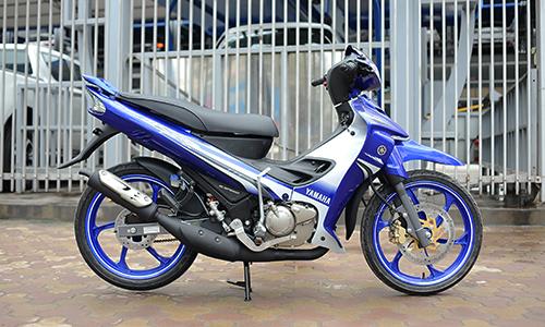 Yamaha 125zr 2016 tại Sài Gòn 1