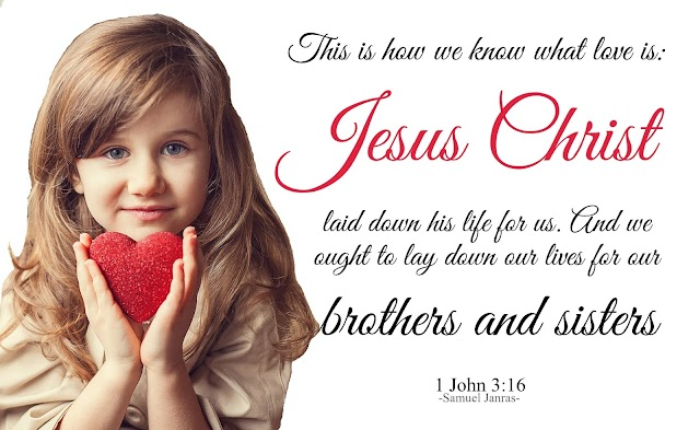 Love of Jesus Christ