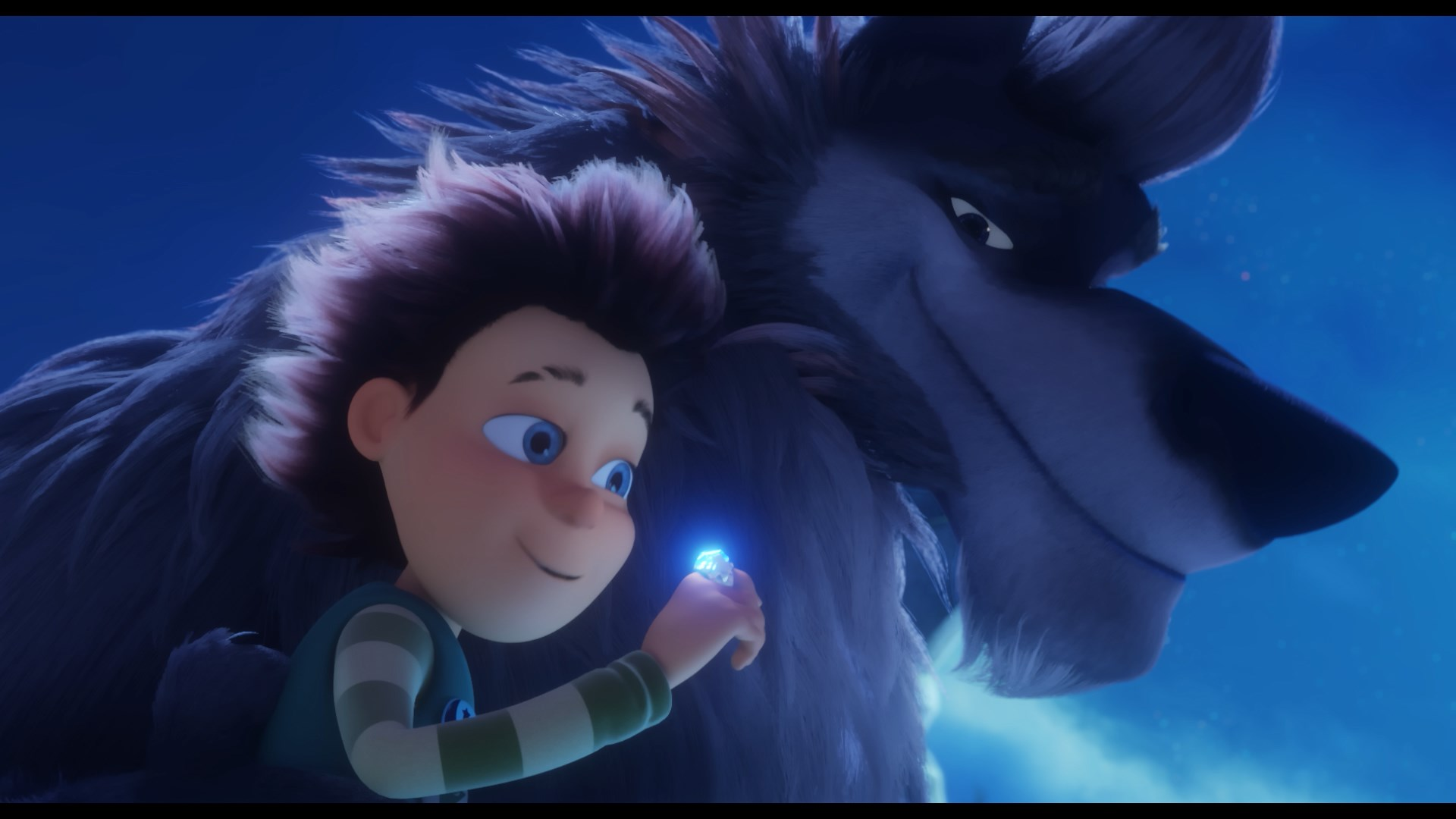 100% Wolf: Pequeño gran lobo (2020) 1080p BDRip Latino