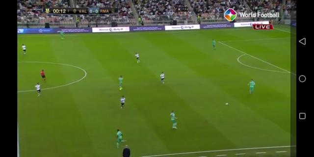 ⚽⚽⚽ Super Cup Live Valencia Vs Real-Madrid ⚽⚽⚽