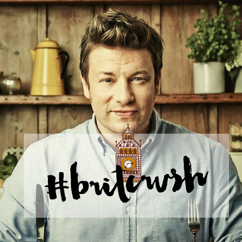 Ravacholle Lifestyle Blog | Jamie Oliver - British Crush Series