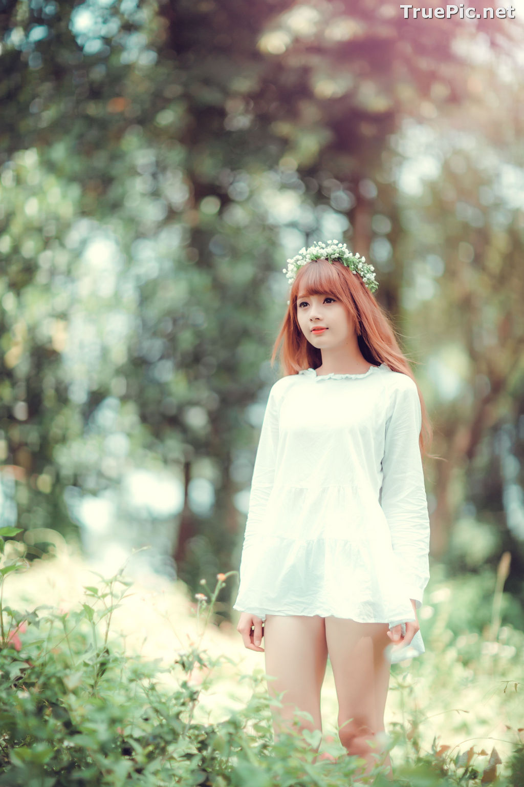 Image Vietnamese Hot Girl - Le Ly Lan Huong - Angel Of The Forest - TruePic.net - Picture-2