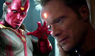 Paul Bettany aka Vision