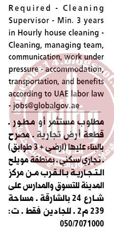وظائف-الوسيط-دبى-19-أكتوبر-2019