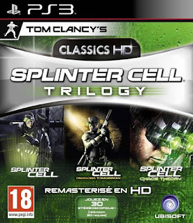Splinter Cell Trilogy PS3 Torrent