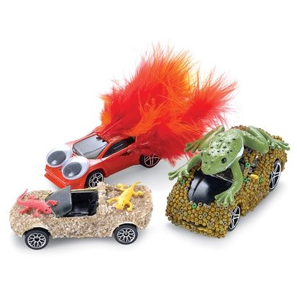 Toy Car Parade