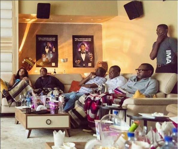 Omotola-Jalade-Ekeinde-Aliko-Dangote-Femi-Otedola-Donald-Duke-Alter-Ego-private-viewing-9