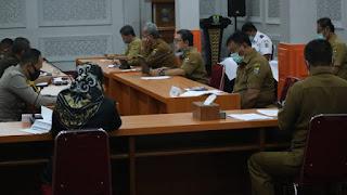 Wali Kota Cirebon Berharap Peran Serta Masyarakat Demi Suksesnya PSBB Di Kota Cirebon