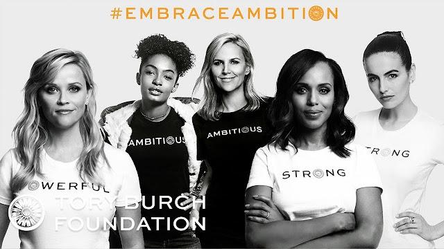 Embrace Ambition 2017 campaign