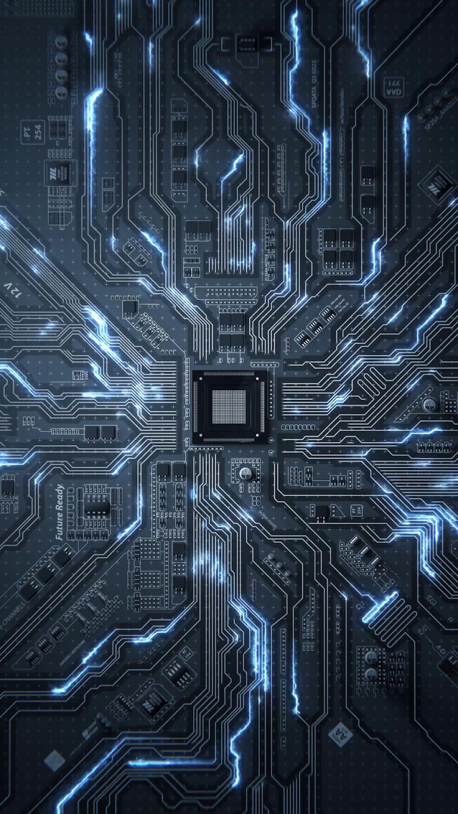 Tech  Wallpaper