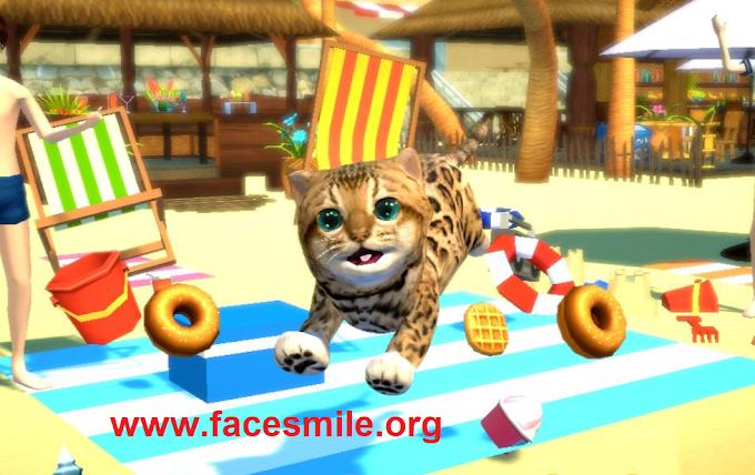 Cat Simulator and friends v3.9.2 Beach seviyesi Mod Apk İndir