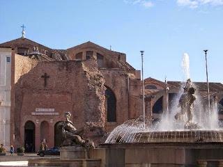 Santa Maria degli Angeli, la Meridiana Clementina e le Terme di Diocleziano