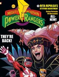 Mighty Morphin Power Rangers: Rita Repulsa's Attitude Adjustment