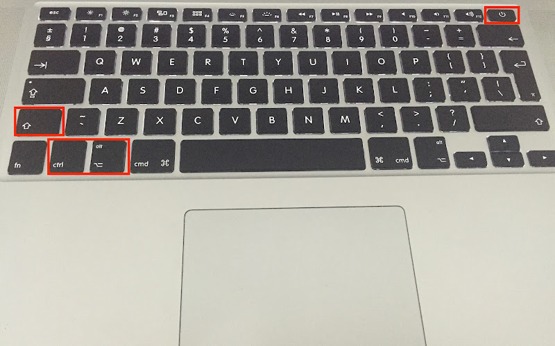 Fix Service Battery on Mac
