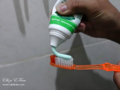 dentiste nighttime herbapeutic