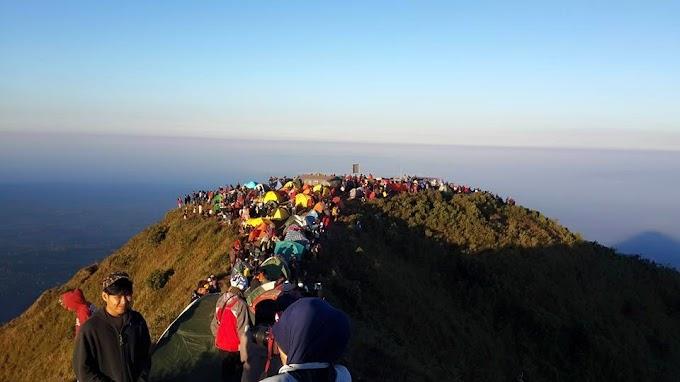 Jalur Pendakian Gunung Andong via Gogik
