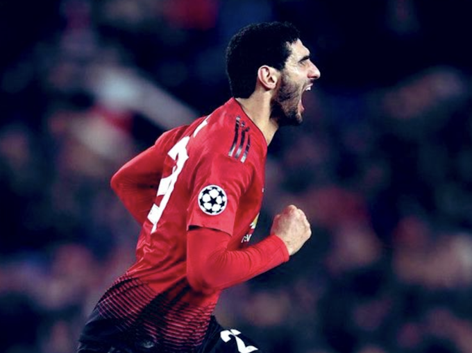 Marouane Fellaini moves to Named Chinese Club