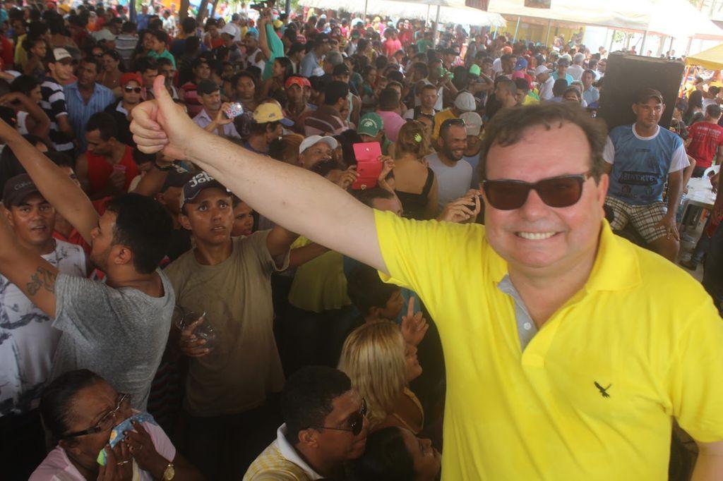 Em Redenção, tucano lidera disputa para prefeito com quase 33% da preferência popular