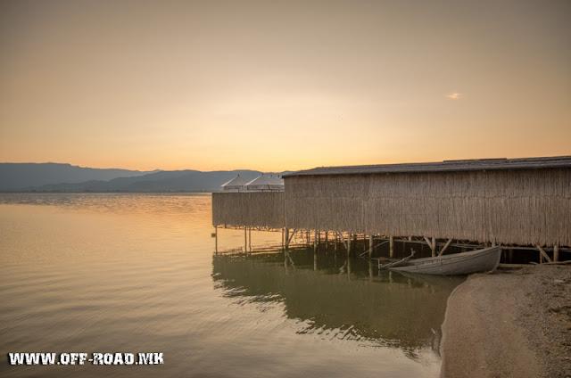 Sunrise - Dojran Lake, Macedonia