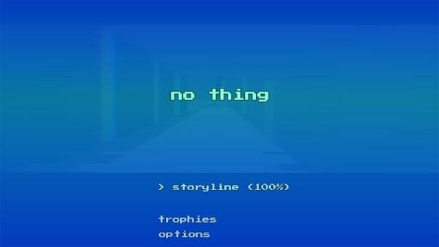 Download NO THING - Surreal Arcade Trip v1.0.2 APK Gratis