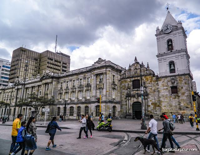 Igreja de São Francisco, Bogotá, Colômbia