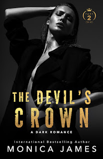 The Devil's Crown by Monica James Image