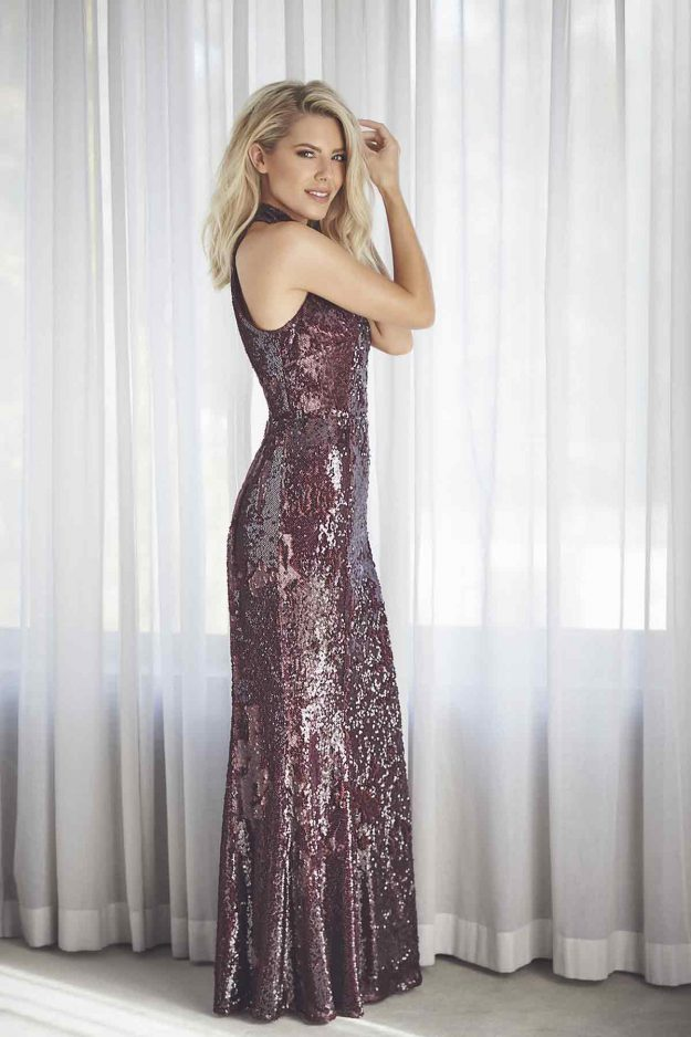 Mollie King dazzles in gowns for Littlewoods.com campaign