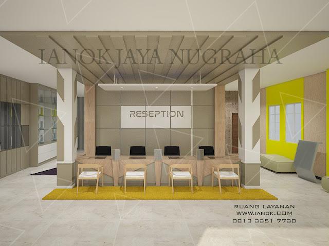 Desain interior klinik Murah Surabaya, Sidoarjo, Gresik