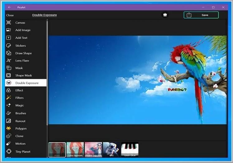 PicsArt - Photo Studio :  Δημιουργήστε εκπληκτικές εικόνες και κολάζ