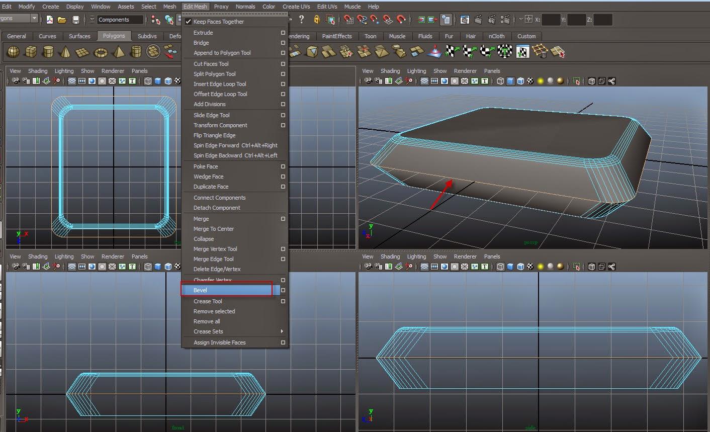 Joystick Modeling 07