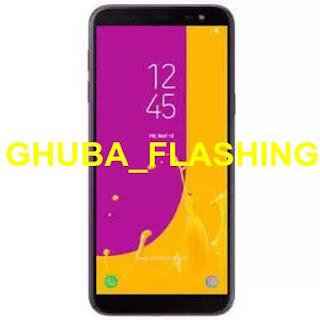 Cara Flash Samsung Galaxy J6 2016 (SM-J600G) 100% Work