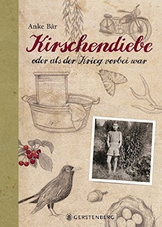 """Kinderbuch-Rezension: Cover von """"Kirschendiebe"""" von Anke Bär"""