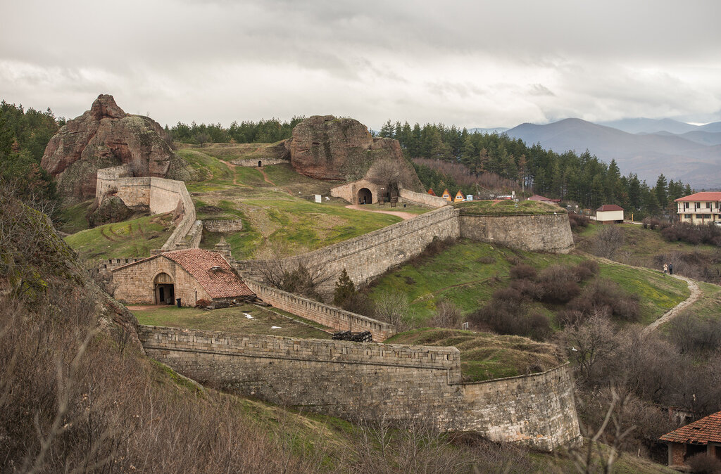 Fortress and rocks of Belogradchik, Bulgaria