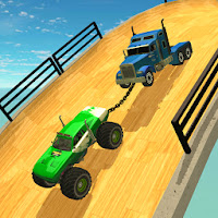 Double Impossible Mega Ramp 3D Apk free Game for Android